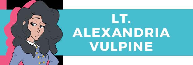 Lt. Alexandria Vulpine